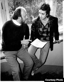 Яўген Магаліф і Данчык, Менск 1989