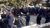 Граждане Азербайджана застряли в России на границе, Дагестан / Azerbaijani citizens stuck in Russia at the border, Dagestan