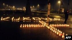 Odavanje pošte žrtvama Vukovara