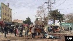 Fariab, Afganistan, 18 mars 2014.