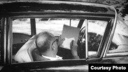 """Nabokov """"Lolita""""nı yazır"""
