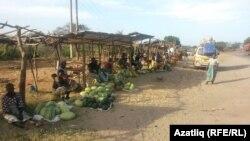Торговцы бахчевыми в Кении. Иллюстративное фото.