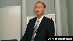 Директор Антикоррупционного управления Генеральной прокуратуры Швеции Гуннар Стетлер.