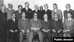 دومین کابینه محمد مصدق که بعد از ۳۰ تیر کارش را آغاز کرد.