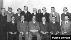 کابینه دوم محمد مصدق بعد از قیام ۳۰ تیر