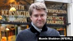 Владимир Ашурков в Лондоне