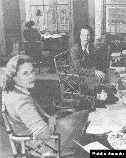 Соня Браунелл, октябрь 1949 года