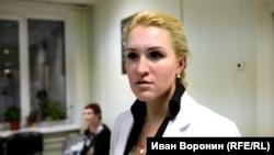 Anastasia Vasilyeva (file photo)