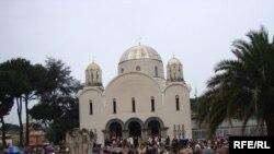 Біля Святої Софії у Римі. Великдень. 19 квітня 2009 р.