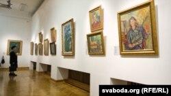 Выстава Марка Шагала ў Менску. 2012 год