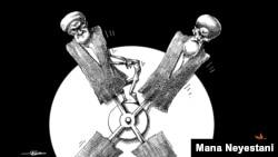 برو بیرون، طرحی از مانا نیستانی