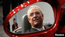 Ish-shefi i Volkswagen-it, Martin Winterkorn.