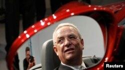 Volkswagen-in eks-prezidenti Martin Winterkorn, 2011