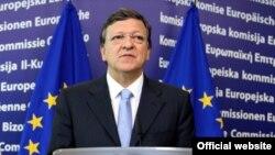 Претседателот на Европската Комисија Жозе Мануел Барозо