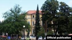 В 2011 году Консульство России в Мюнхене переехало в виллу в стиле нового барокко