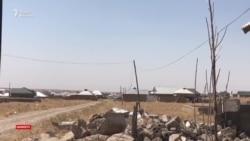 Без воды и дорог. Недовольство жителей окраины Шымкента