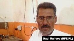 عباس شاني المتحدث بإسم السجناء العراقيين في السعودية
