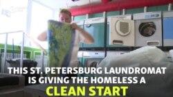 Dirty Laundry: Muscovites Oppose Homeless Laundromat