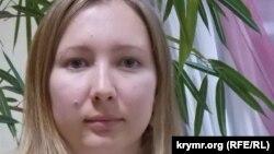 Ольга Скрипник.