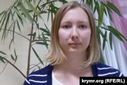 Ольга Скрыпник