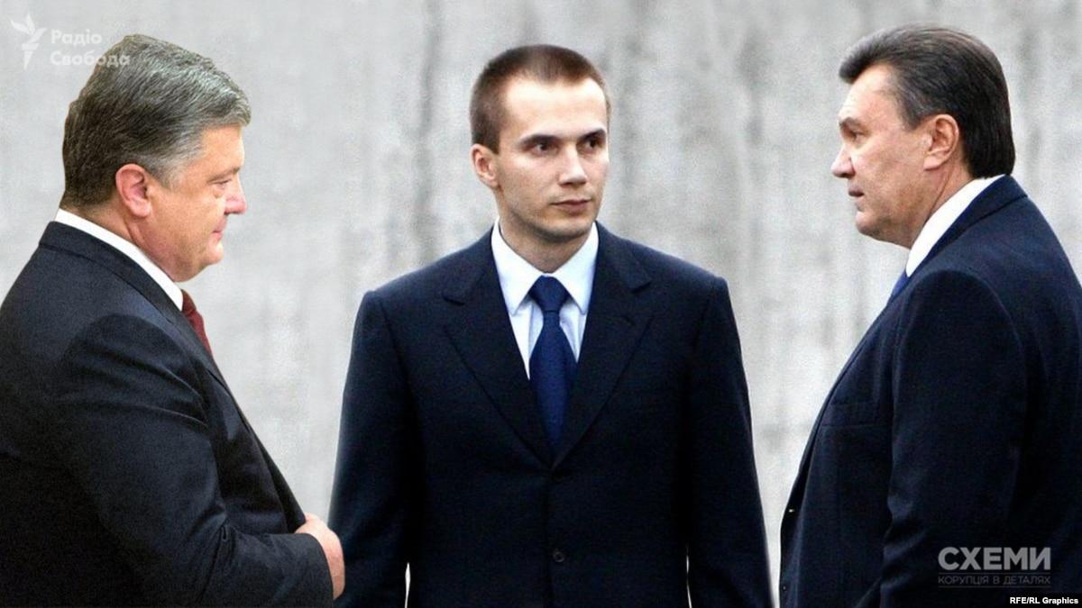 «Схемы» показали, как из банка Януковича через банк Порошенко вывели до 2 млрд гривен