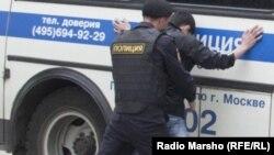 Російська поліція (ілюстраційне фото)
