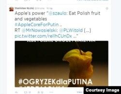 «Огризок для Путіна»
