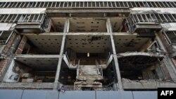 Zgrada bivšeg Generalštava JNA gađana u NATO bombardovanju