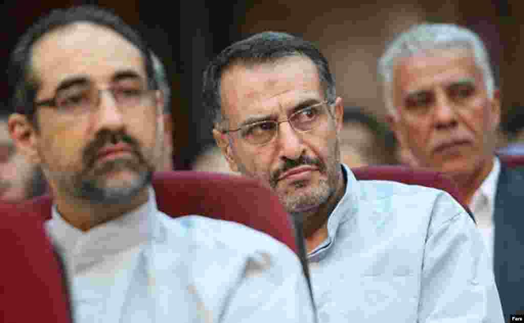 کیان تاج بخش و عبدالله رمضانزاده