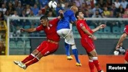 İtaliya-Azərbaycan oyunu - 10 oktyabr 2014