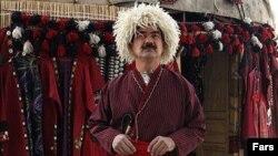 Tähranda el işlerine bagyşlanan konferensiýa gatnaşan eýranly türkmen. 28-nji awgust, 2012 ý.