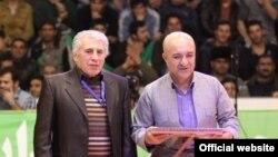 محمدعلی محمديان، «معلم فداکار مريوانی» و ابراهيم جوادی دارنده چهار مدال طلای جهانی