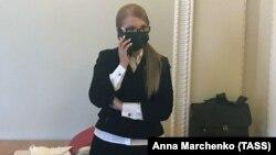 Юлия Тимошенко, март 2020 года
