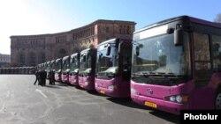 Երևանի ներքաղաքային ավտոբուսներ