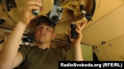 Дмитро, водій бронеавтомобіля «Дозор-Б»