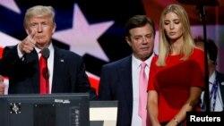 Atasının Bakı biznesində İvanka Trump da iştirak edir