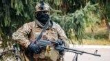 Боєць Центру спеціальних операцій «А» Служби безпеки України (ілюстраційне фото)