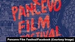Promotivni plakat Pancevo Film Festivala