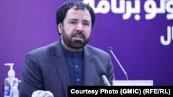 محبالله صمیم وزیر سرحدات و قبایل افغانستان