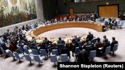 Засідання Ради Безпеки ООН (архівне фото)