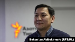 Абдил Сегизбаев.