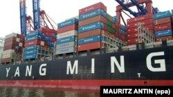 یانگ مینگ، نهمین شرکت بزرگ دنیا در زمینه حمل و نقل دریایی است