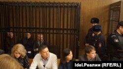 """Дело """"Чистопольского джамаата"""" со временем закрыли для прессы"""