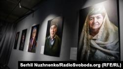 Kyivdeki «Sürgünlik sımaları» sergisi