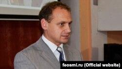 Сергій Фомич, архівне фото