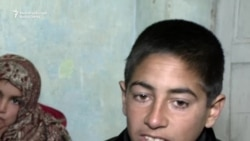 New Life For Afghan Boy Who Supported Nine People