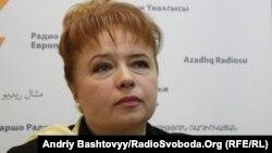 Колишній уповноважений Верховної Ради України з прав людини Ніна Карпачова