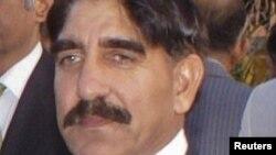د پاکستان د جاسوسي ادارې مشر ظهیرالاسلام