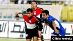 فلسطین درسال ۱۹۹۸ رسما به عضويت فيفا پذيرفته شد. (عکس: وب سایت رسمی فدراسیون فوتبال فلسطین)