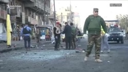 Dhjetëra të vdekur nga sulmet vetëvrasëse në Bagdad